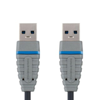 Bandridge superspeed usb 3.0 apparaatkabel 1 meter